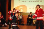 [Impro Paris Rencontre d'impro Filles vs Garçons à Censier 130]