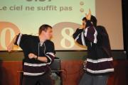 [Impro Paris Rencontre d'impro Filles vs Garçons à Censier 225]
